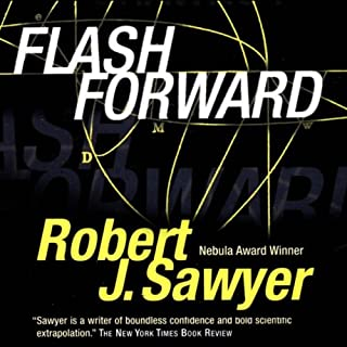 Flashforward audiobook cover art