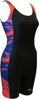 Adoretex Women's Plus Size Xtra Life Lycra Unitard Swimsuit