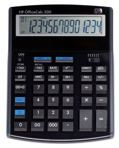 HP Office 200 Taschenrechner
