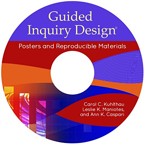 Guided Inquiry Design: Posters and Reproducible Materials
