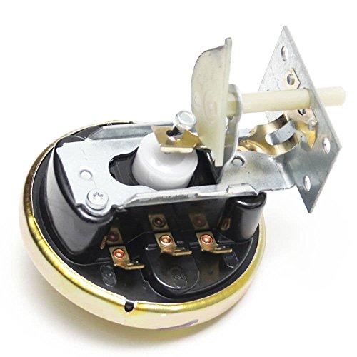 Alliance 201609P - Interruptor de presión de nivel de agua para lavadora, pieza original del fabricante (OEM)
