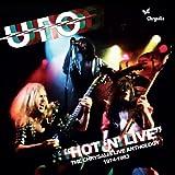 Ufo: Hot'N'Live-the Chrysalis Liveanthology 1974-1983 (Audio CD)