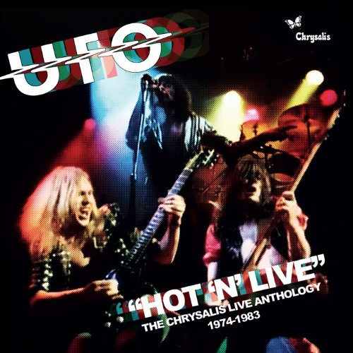 Hot'N'Live-the Chrysalis Liveanthology 1974-1983