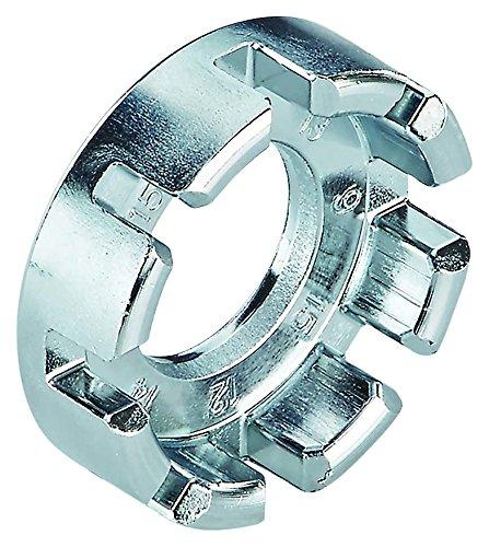 Prophete Nippelspanner Werkzeug, Silber, L