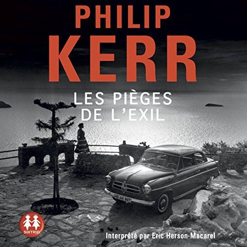 Les pièges de l'exil audiobook cover art