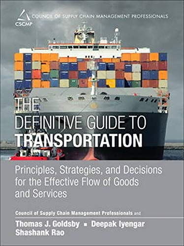 Cscmp: Transportation (Council of Supply Chain Management Professionals)