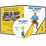 Grow Young Fitness Chair Exercises for Seniors - Knee Therapy DVD - Simple Safe Effective Knee Therapy Workout DVD for Elderly + Three Bonus Chapters
