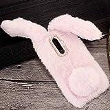 MeiZu Pro6/6S Art Case, Handmade Fluffy Villi Dog Baby Wool