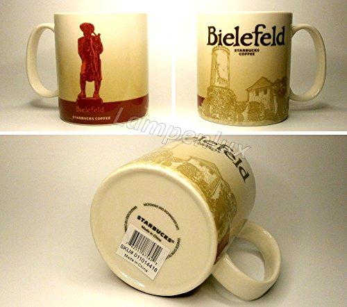 Starbucks Kaffeebecher Kaffee City Mug Tee Tasse Becher Icon Series Bielefeld Deutschland Germany
