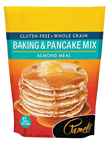 Pamelas Products B31912 Pamelas Ultimate Baking And Pancake Mix -3x4lb by Pamela's Products