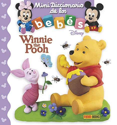 Disney. Winnie The Pooh. Mini diccionario de los bebés (DICIONÁRIO POR IMAGENS DOS BEBÉS)