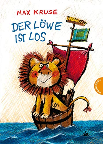 Der Löwe ist los: Kinderbuchklassiker in liebevoller Retro-Aufmachung