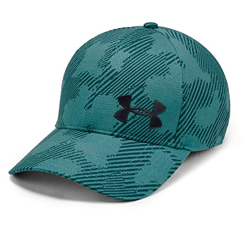 Under Armour Men's AV Core Cap 2.0 Gorra, Hombre, Azul (Dust/Metallic Ore...