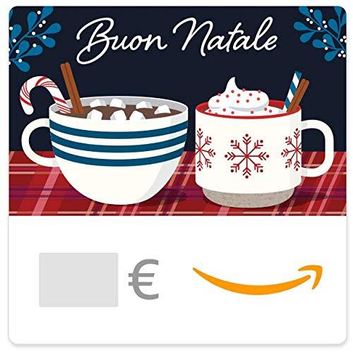 Buono Regalo Amazon.it - Digitale - Tazza di Natale