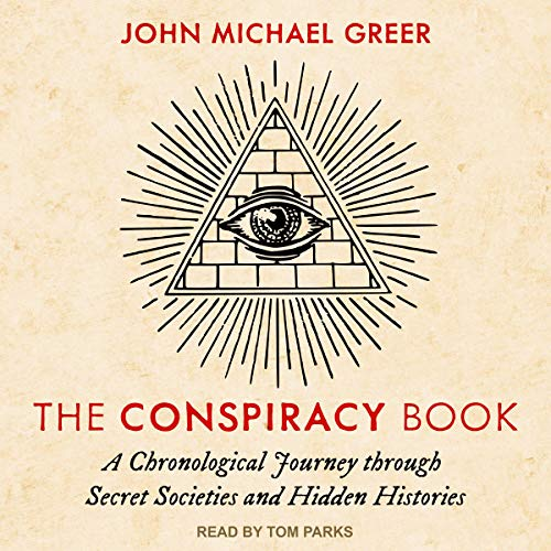 The Conspiracy Book cover art