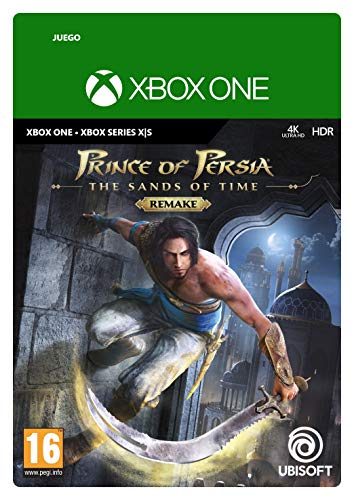Prince of Persia: The Sands of Time Remake | Xbox - Código de descarga