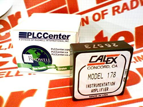 Find Bargain CALEX 178 Input DC Amplifier 10VDC 5MA 1-1000GAIN