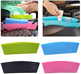 Hanging Car Trash Organizer Bin Bag with Cover Lid Waterproof Mini Container Leakproof Auto Garbage Rubbish Storage Box Doifck Car Bin with Lid
