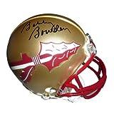 Bobby Bowden Autographed Florida State FSU Seminoles Mini Helmet