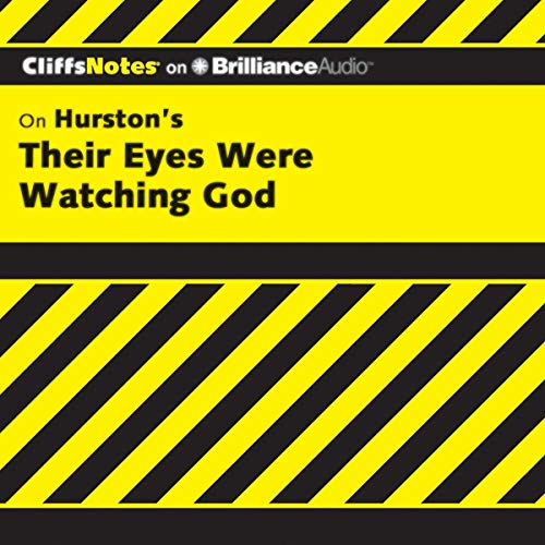 Their Eyes Were Watching God: CliffsNotes cover art