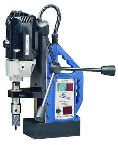 Champion Cutting Tool RotoBrute RB32 MiniBrute Magnetic Drill Press-Portable