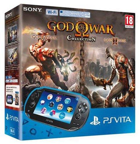 PS Vita - Console WiFi + God of War Collection [Importación ...