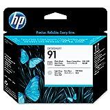 HP C9463A 91 Druckkopf foto schwarz und hell grau