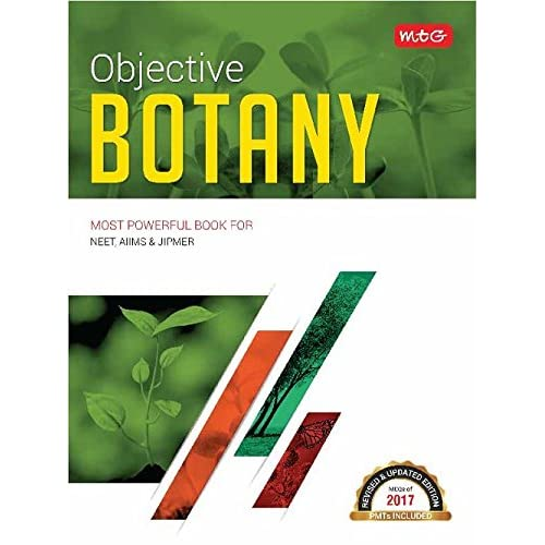 Objective Botany for AIPMT/AIIMS/JIPMER and other PMTs 2017