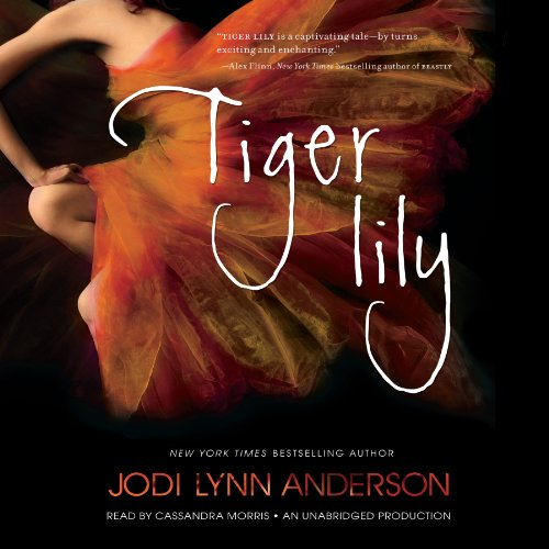 Tiger Lily audiobook cover art