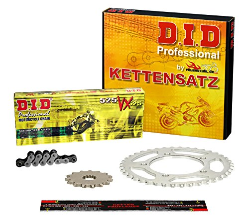Kettensatz NT 650 Hawk, 1988-1990, RC31, DID X-Ring extra verstärkt