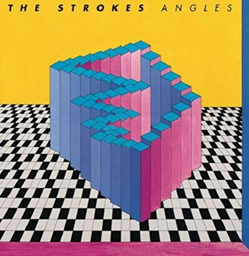 THE STROKES - ANGLES (1 LP)