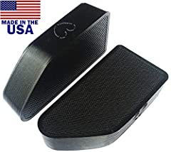 Fits Updated 2019 Silverado Patented Design Gives Your Truck a Great Custom Look Custom Color ASA Plastic Matches Bed Fits Flush - Perfect for Bed Covers that Don't Cover the Hole Laser Measured for a Perfect Fit, Easy to Install