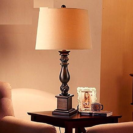 Amazon.es: lámparas rusticas de mesa - 200 - 500 EUR ...