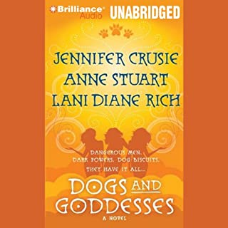 Dogs and Goddesses cover art