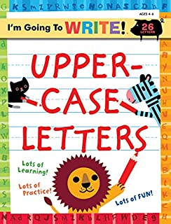 I'm Going to Write™ Workbook: Uppercase Letters (I'm Going to Read® Series)