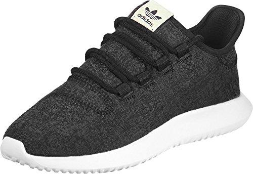 adidas Tubular Shadow, Scarpe da Ginnastica Basse Donna, Nero (Core Black/Grey Five/Footwear White), 36 2/3 EU