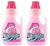Woolite Lessive Liquide Laine et Soie 750 ml - Lot de 3