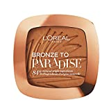 L'Oréal Paris Terra Abbronzante Viso Bronze to Paradise, Bronzer Effetto Matte, Back to Bronze (03), 9 g