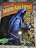 Quickreads Fluency Libraries Level C Inside the Amazon Rain Forest 2008c