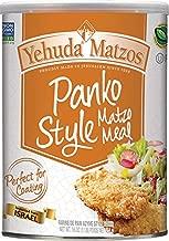Yehuda Jerusalem Matzo Meal Panko Style, 15oz (1 Pack)