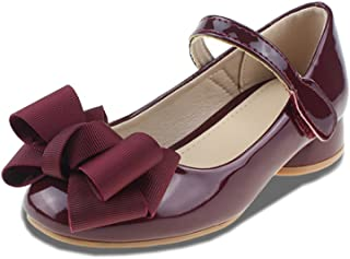 Maxu Girl's Sandals Mary Jane Shoes with...