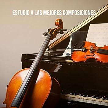 Estudio a las mejores composiciones