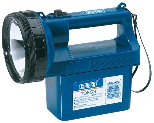 Draper 59087 Lampe torche 12 V Piles vendues séparément (Import Grande Bretagne)