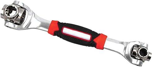 DYNWAVE Kit de Ferramentas de Trabalho de Chave de Osso Multifuncional 48 em 1 em Um