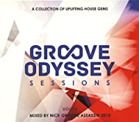 Groove Odyssey Sessions: Vol.1, Mixed by Groove Assassin