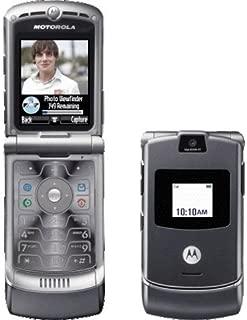 Motorola RAZR V3 Pearl Gray Phone (T-Mobile) No Contract