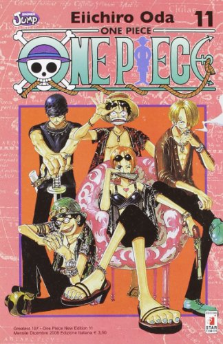 One piece. New edition (Vol. 11)
