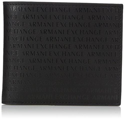 A|X Armani Exchange Hombres   Billetera