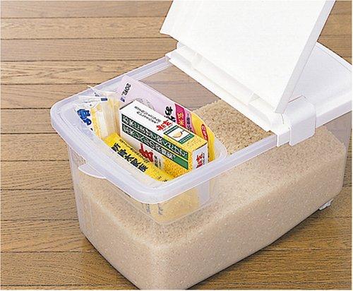 イノマタ化学米びつ米びつ革命計量カップ付き5Kg