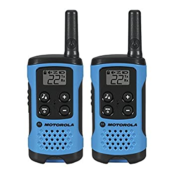 Motorola T100 Talkabout Radio 2 Pack